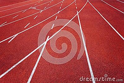 Athletics runway