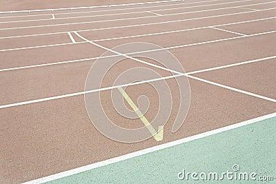 Athletics sports club