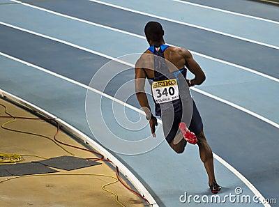 Athletism Editorial Stock Photo