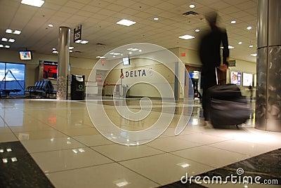 Atlanta airport Editorial Photo