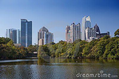 Atlanta, Downtown.