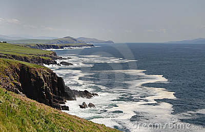 The Atlantic Coast of Ireland