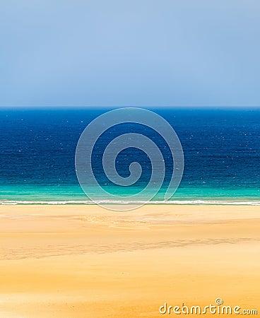 Atlantic ocean coast