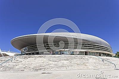 Atlantico Pavilion / Pavilhao Atlantico - Lisbon Editorial Stock Image