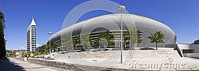 Atlantico Pavilion / Pavilhao Atlantico - Lisbon Editorial Photo