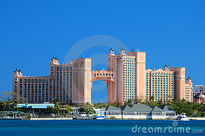Atlantis Editorial Stock Image