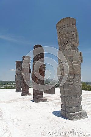 Atlantis en Tula