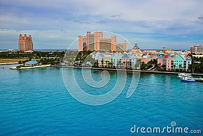 Atlantis , Paradise Island