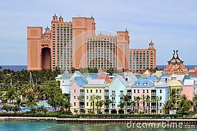 Atlantis , Paradise Island, Bahamas