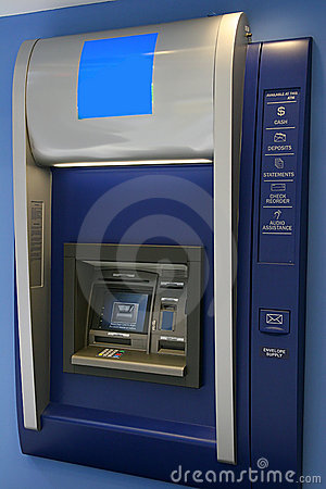 Free ATM Royalty Free Stock Image - 1962106