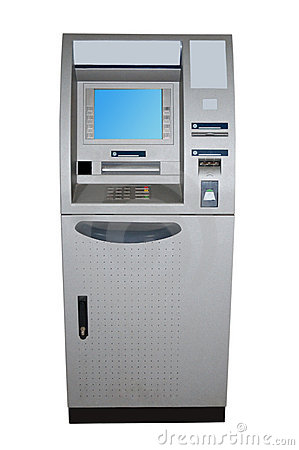 Free Atm Royalty Free Stock Photo - 20007745