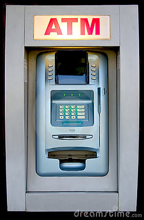 Free ATM Royalty Free Stock Images - 336039