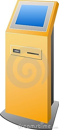ATM Royalty Free Stock Image - Image: 4850156