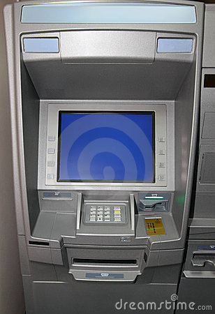 Atm - cash dispense