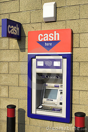ATM Cash Dispenser