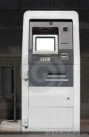 Free ATM - Cash Machine Royalty Free Stock Image - 14869556