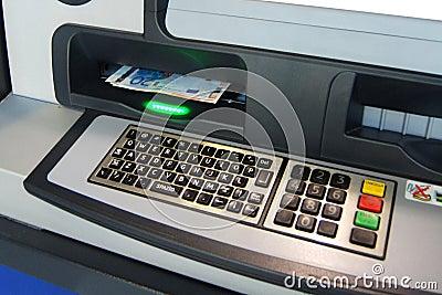 ATM - Cash point