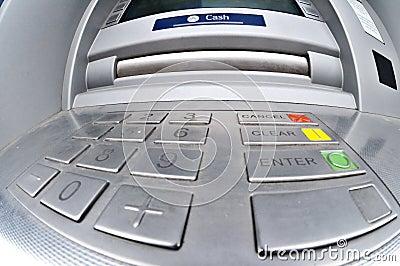 ATM or Cashpoint