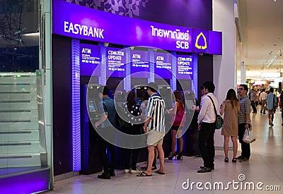 ATM Machines Editorial Photo