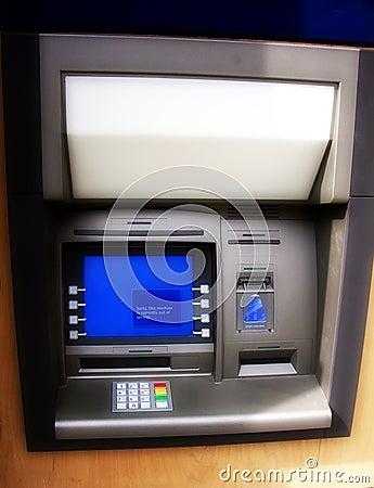 ATM maszyna