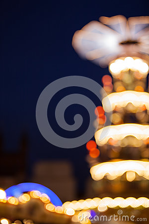 Atmospheric Christmas Lights