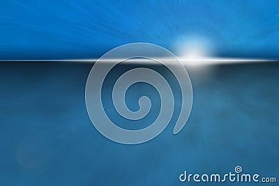 Atmospheric Ocean Sunrise