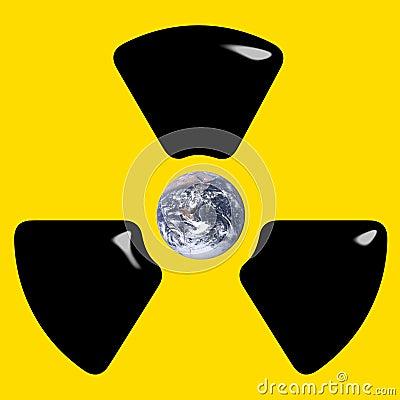 Atomic Bomb Threat
