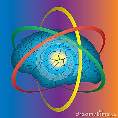 Atomic brain