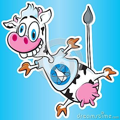 Atomic Cow