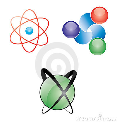 Atomic web icons