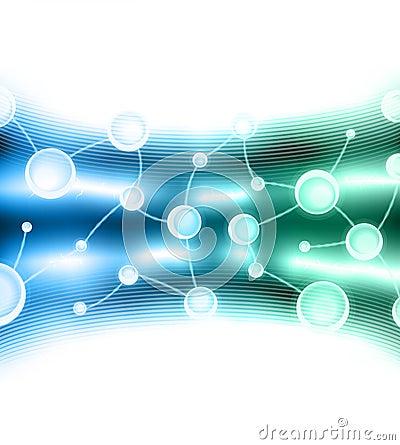 Atomisierung des elektrischen Stroms