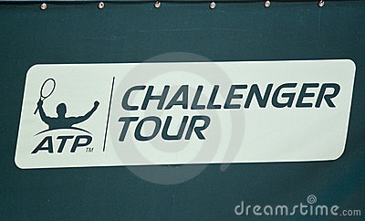 ATP Challenger tour Editorial Photo