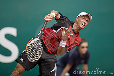 The ATP Masters Tennis Monte Carlo Editorial Photography