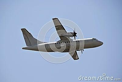 ATR-42 - Air Cargo Plane