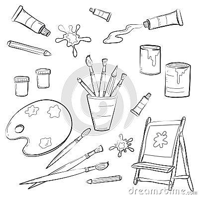 Atrists Tools