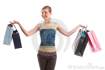 Att shoppa turnerar