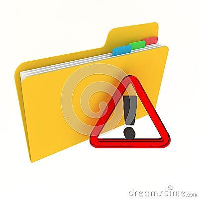Attention Folder
