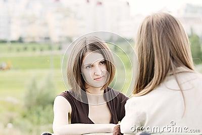 Attentive listener