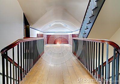 Attic Staircase