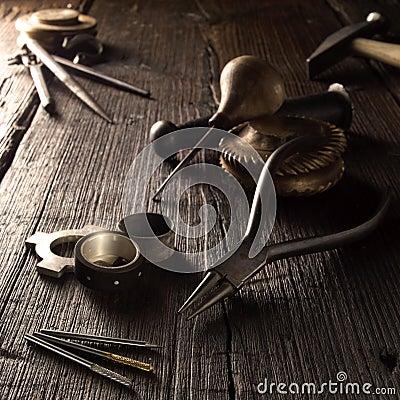 Free Attire Workshop Royalty Free Stock Image - 4959436