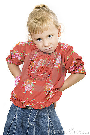 Free Attitude Royalty Free Stock Photos - 691378