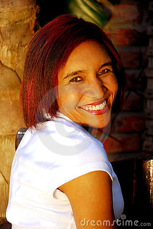 Free Attractive Coloured Woman Royalty Free Stock Photo - 6903605