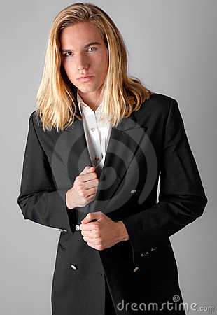 Free Attractive Guy In Blazer Stock Photo - 23350610