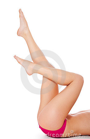 Attractive Legs Of A Girl In Bikini Stock Image - Image: 22341271