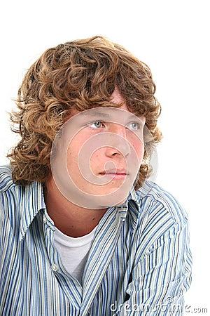 Attractive Sixteen Year Old Teen Boy