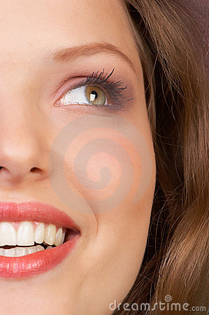 Free Attractive Woman Face. Stock Photo - 671110