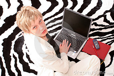 attractive woman On-line everywhere - unique