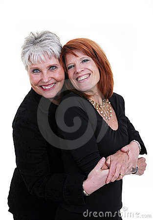 Attractive women over 50