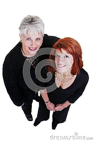 Attractive women over 50