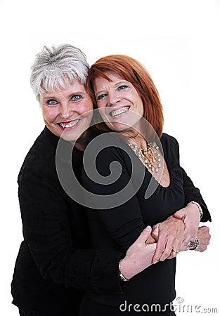 Attraktive Frauen über 50